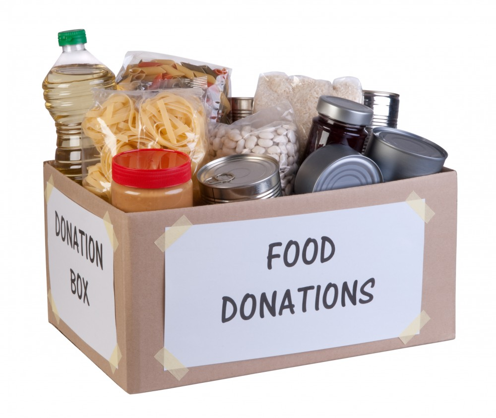 Involve Your Frozen Yogurt Franchise in a Community Food Drive