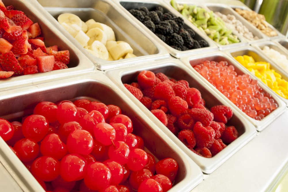 Healthiest Toppings to Compliment Your Ice Cream Freezer