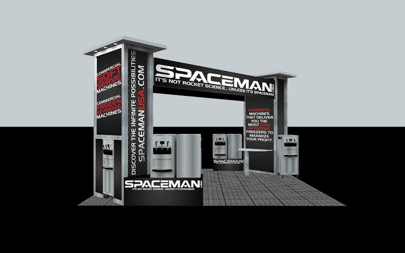 Spaceman Trade Show Version 1-1